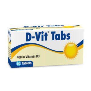 D-Vit Tabs